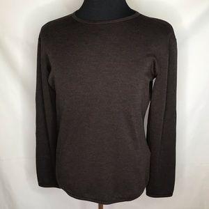 Giorgio Armani Black Label Mens sweater US 34
